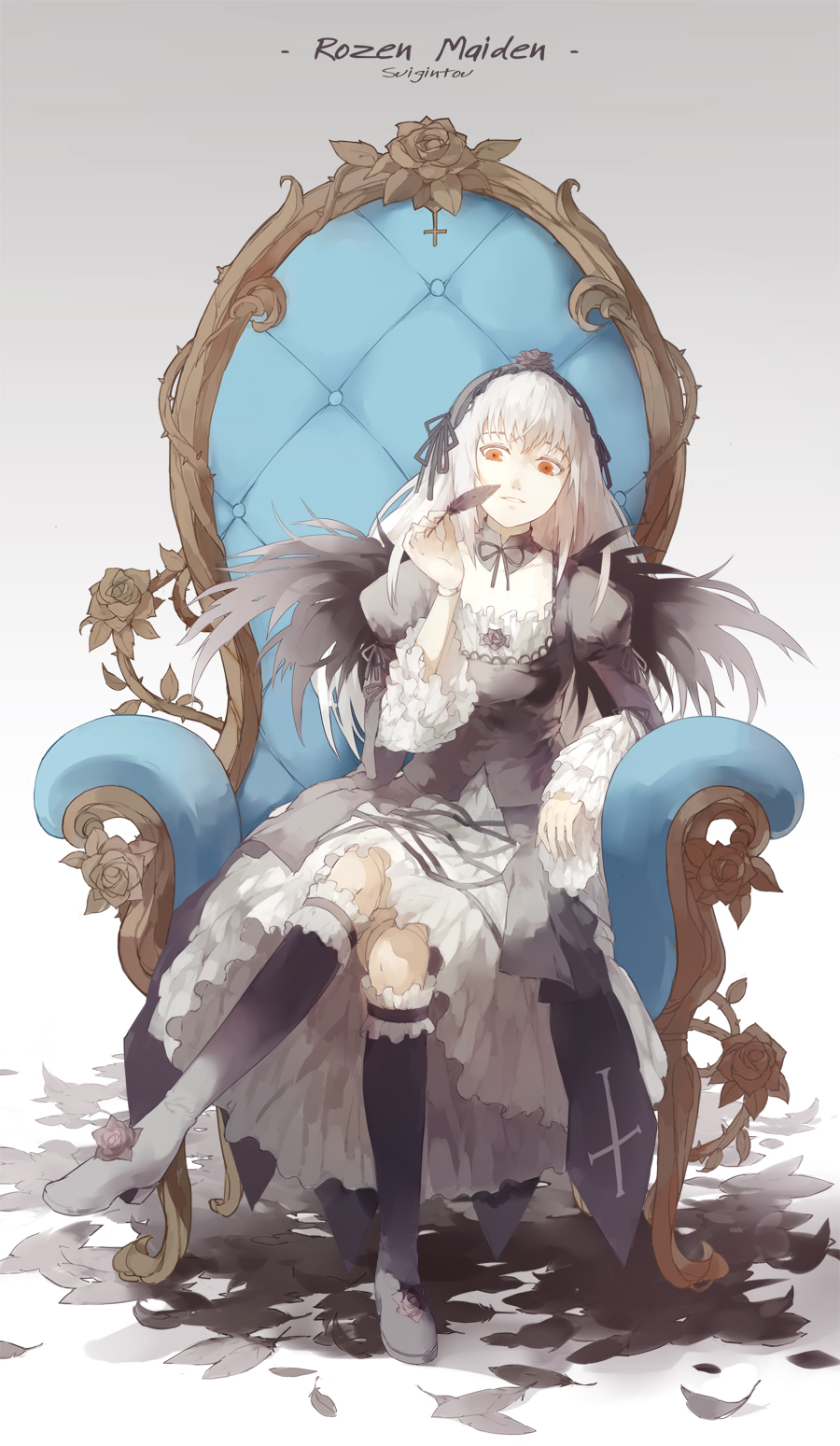 Sitting On Throne page 2 of 11 Zerochan Anime Image Board