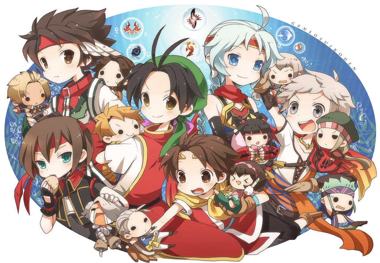 Suikoden Ii Suikoden Series Zerochan Anime Image Board