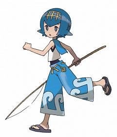 Suiren (Pokémon)