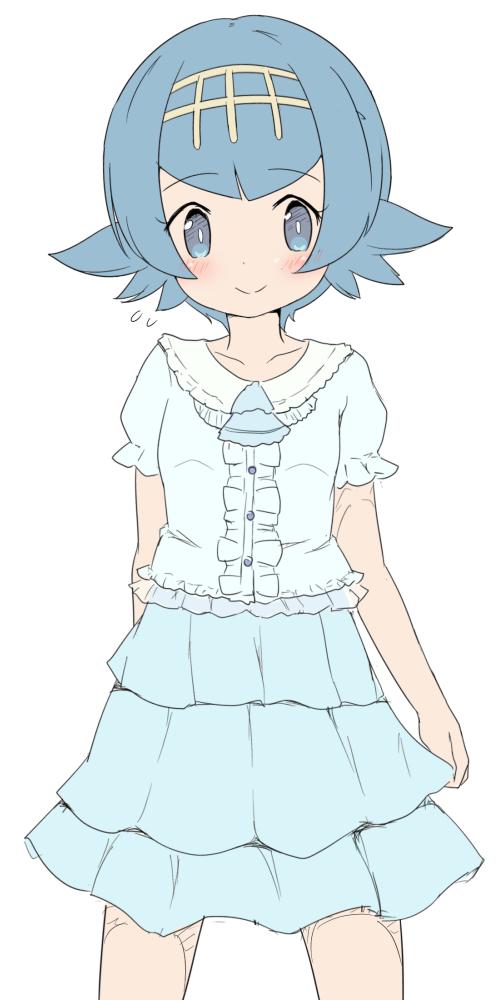 Tags: Anime, Pixiv Id 2400711, Pokémon Sun & Moon, Pokémon, Suiren (Pokémon)