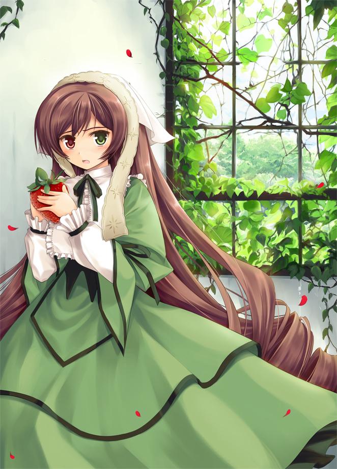 Tags: Anime, Hinooka Shuuji, Rozen Maiden, Suiseiseki, Fanart