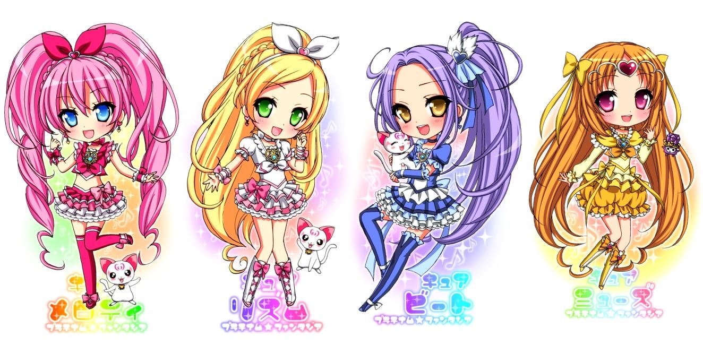 Suite Precure♪ Image 971039 Zerochan Anime Image Board