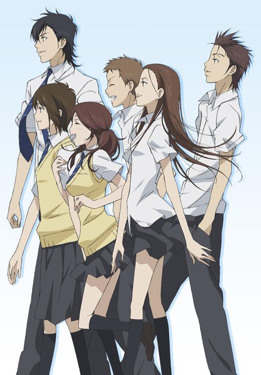 Tags: Anime, ZEXCS, Suki-tte Ii na yo., Mutou Aiko, Oikawa Asami, Kurosawa Yamato, Nakanishi Kenji, Tachibana Mei, Takemura Kai, Official Art, Mobile Wallpaper, Say