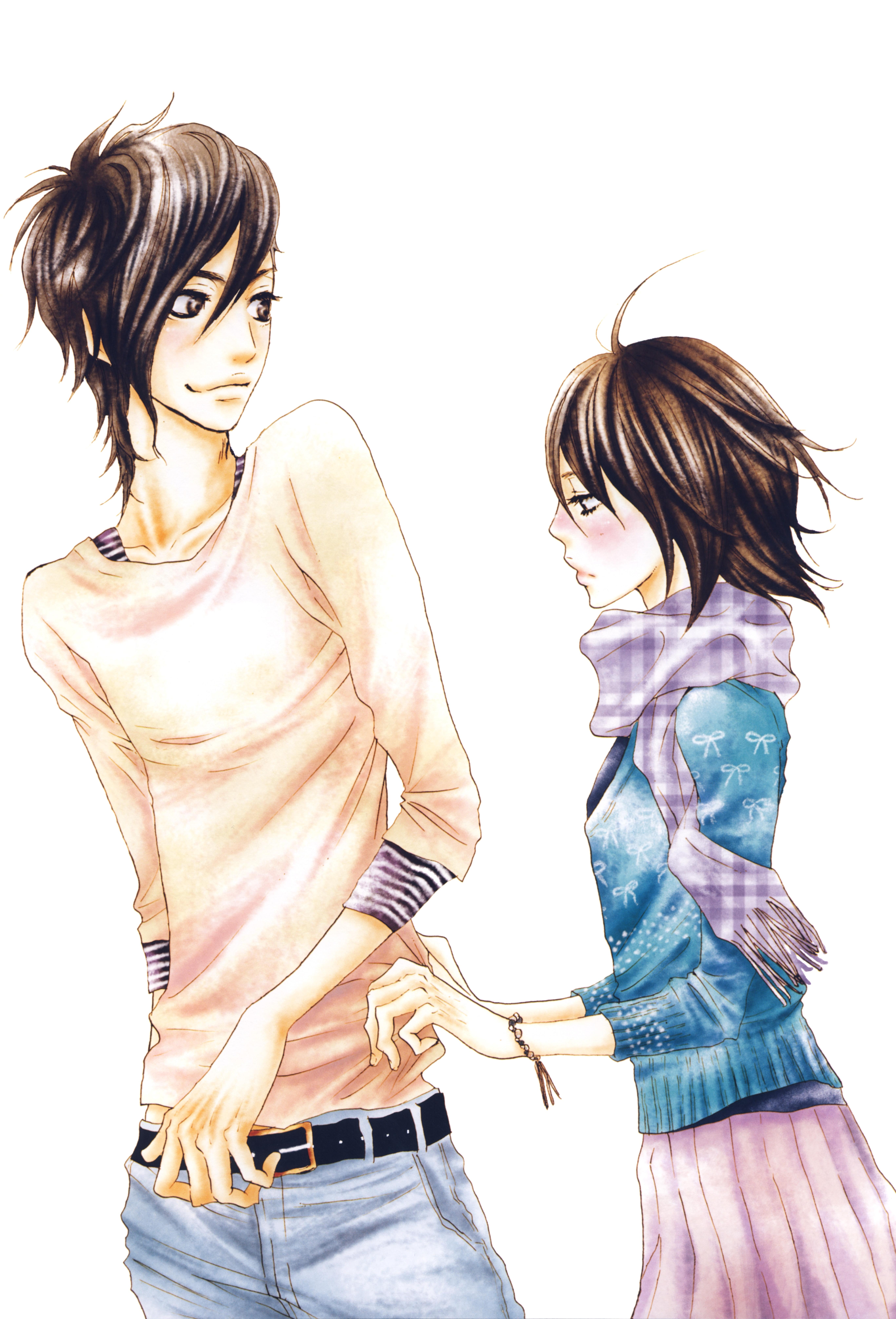 Suki Tte Ii Na Yo Say I Love You Hazuki Kanae Mobile