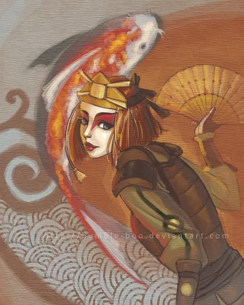 The Last Airbender Avatar Kyoshi: Suki/#583460