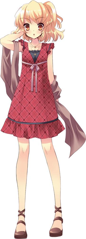 Tags: Anime, Ito Noizi, Flyable Heart, Sumeragi Amane