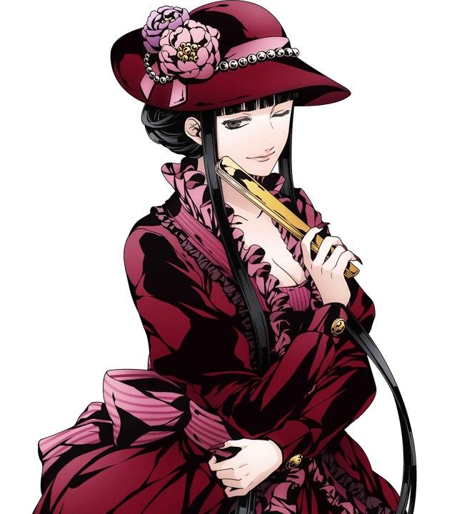Tags: Anime, Sarachi Yomi, HuneX, La storia della Arcana Famiglia, Sumire (Arcana Famiglia), Official Art