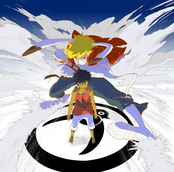 Tags: Anime, Anthro, Summer Wars, Ikezawa Kazuma, King Kazma, Pixiv Id 220316