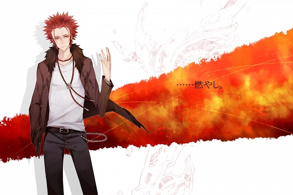 Tags: Anime, BYA, K Project, Suoh Mikoto