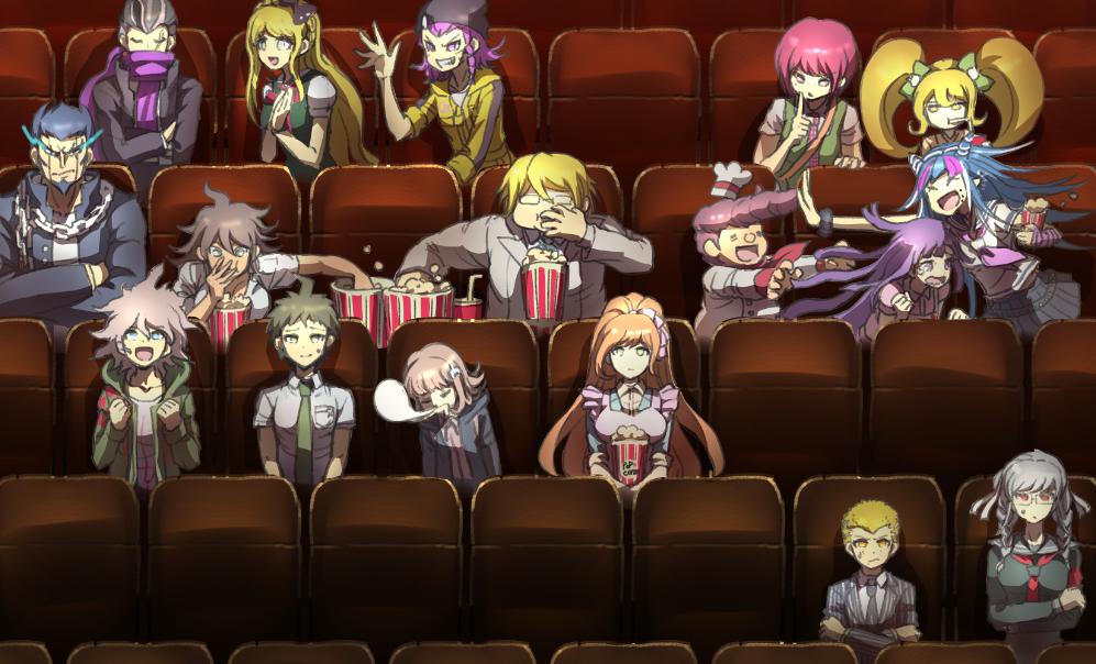 Tags Anime, Pixiv Id 1608609, Danganronpa 3 The End of