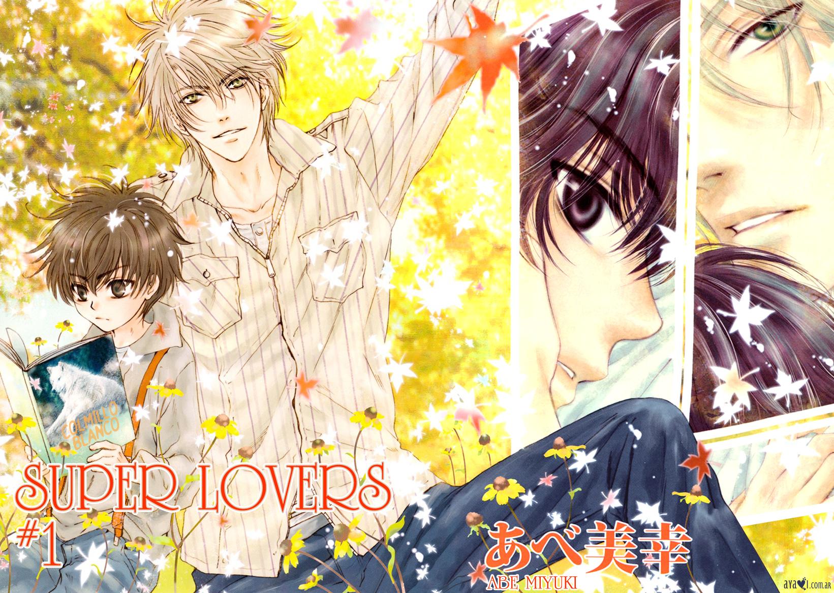 Super Lovers - Abe Miyuki - Zerochan Anime Image Board