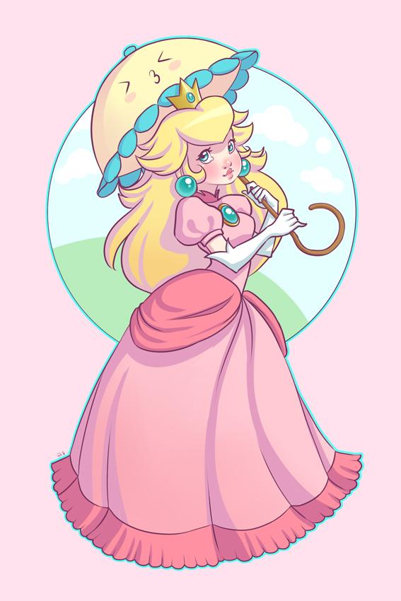 super princess peach download