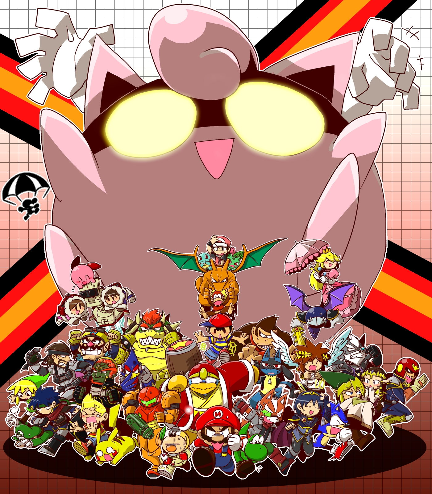 Super Smash Bros Zerochan Anime Image Board