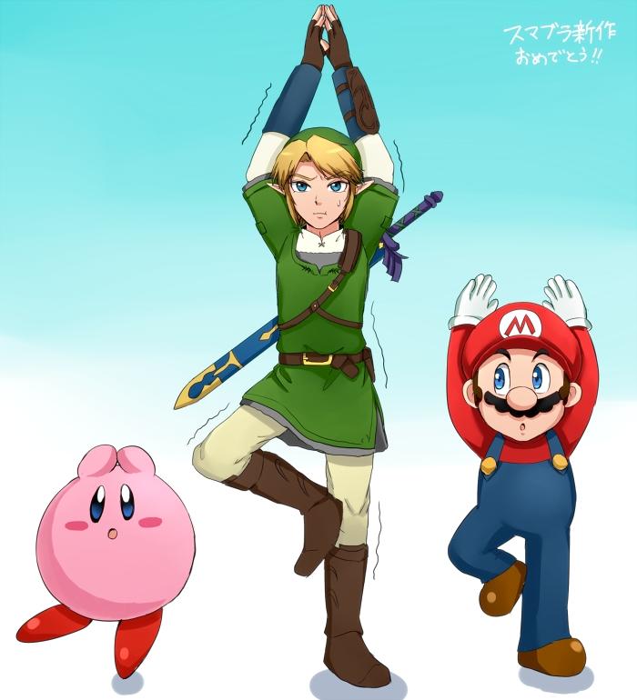 Anime Characters Kirby Wiki : Super smash bros zerochan