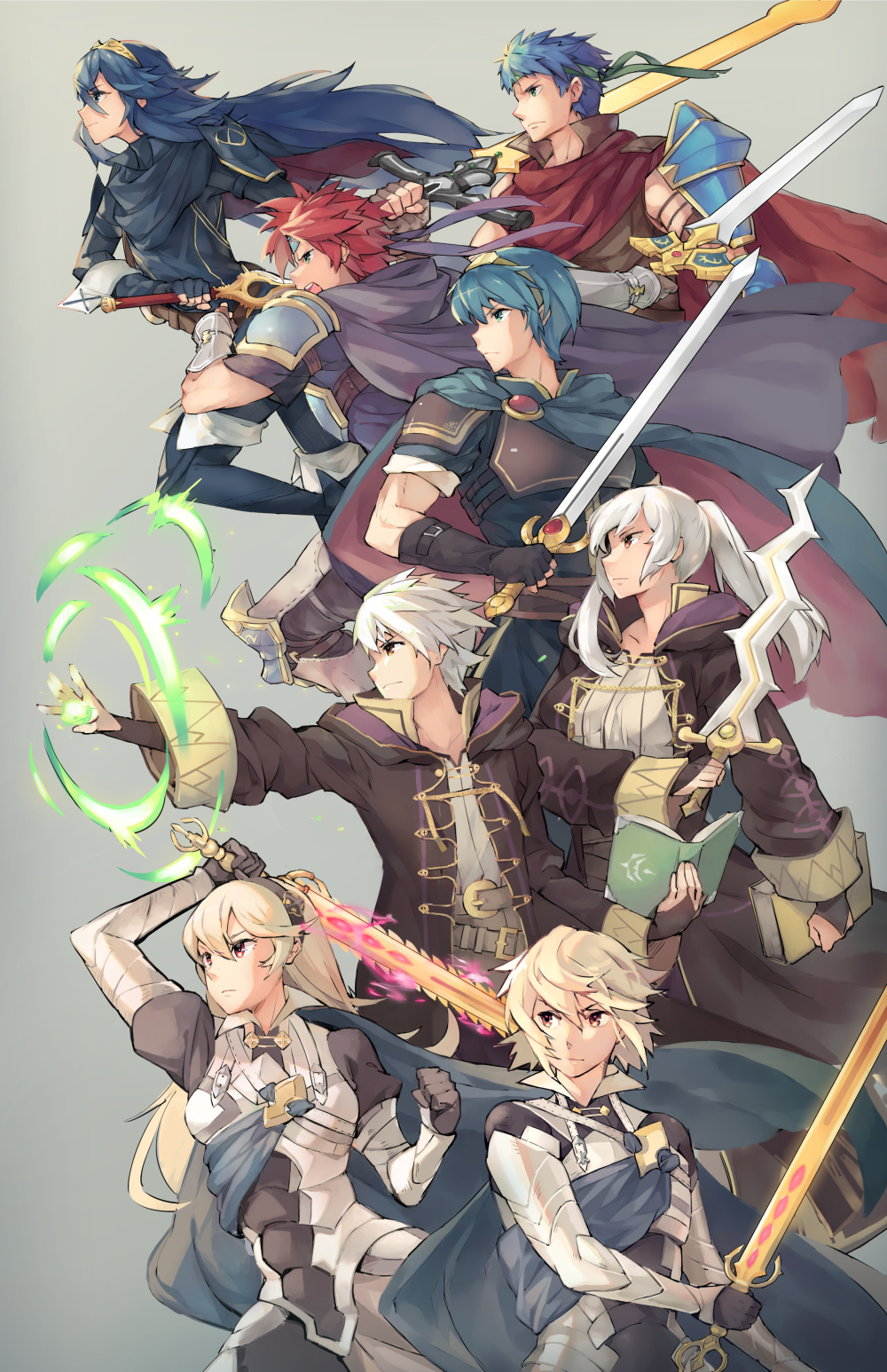 Lucina Fire Emblem Mobile Wallpaper Zerochan Anime Image Board