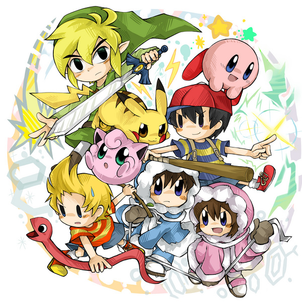 Super Smash Bros Download Image