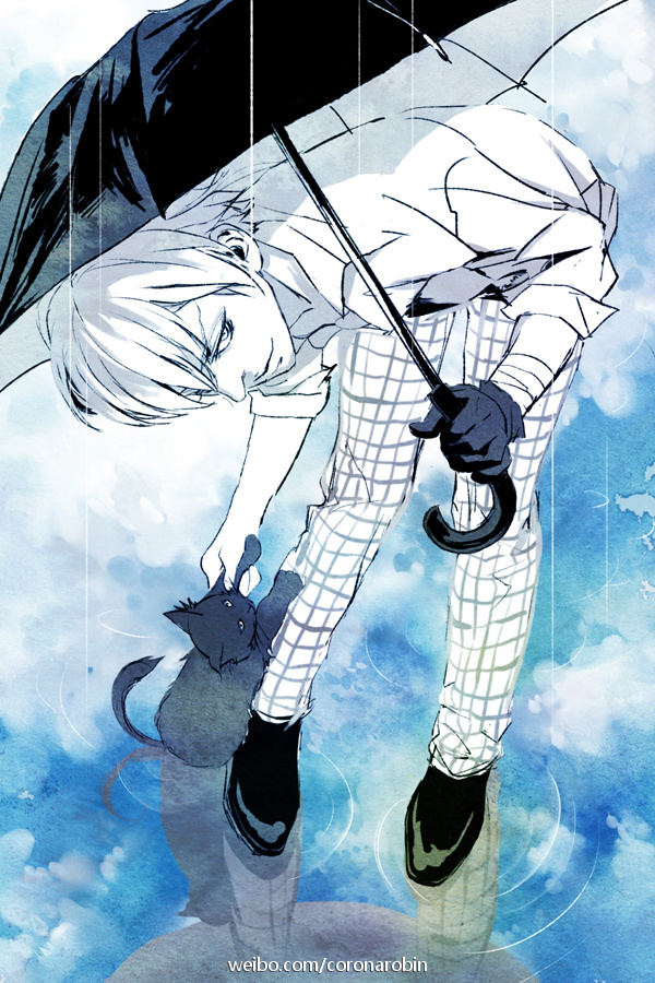 Tags: Anime, Setsushyo, Katekyo Hitman REBORN!, Superbi Squalo, Fanart, Mobile Wallpaper