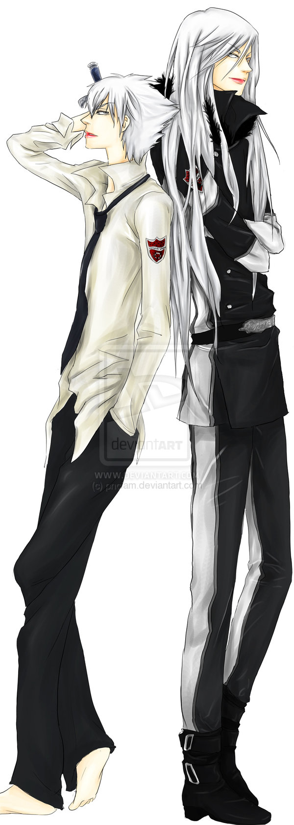 Tags: Anime, Katekyo Hitman REBORN!, Superbi Squalo, deviantART