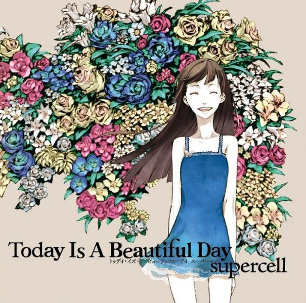 Tags: Anime, Miwa Shirow, Supercell, Gazelle Nagi, Artist Request, Today Is A Beautiful Day