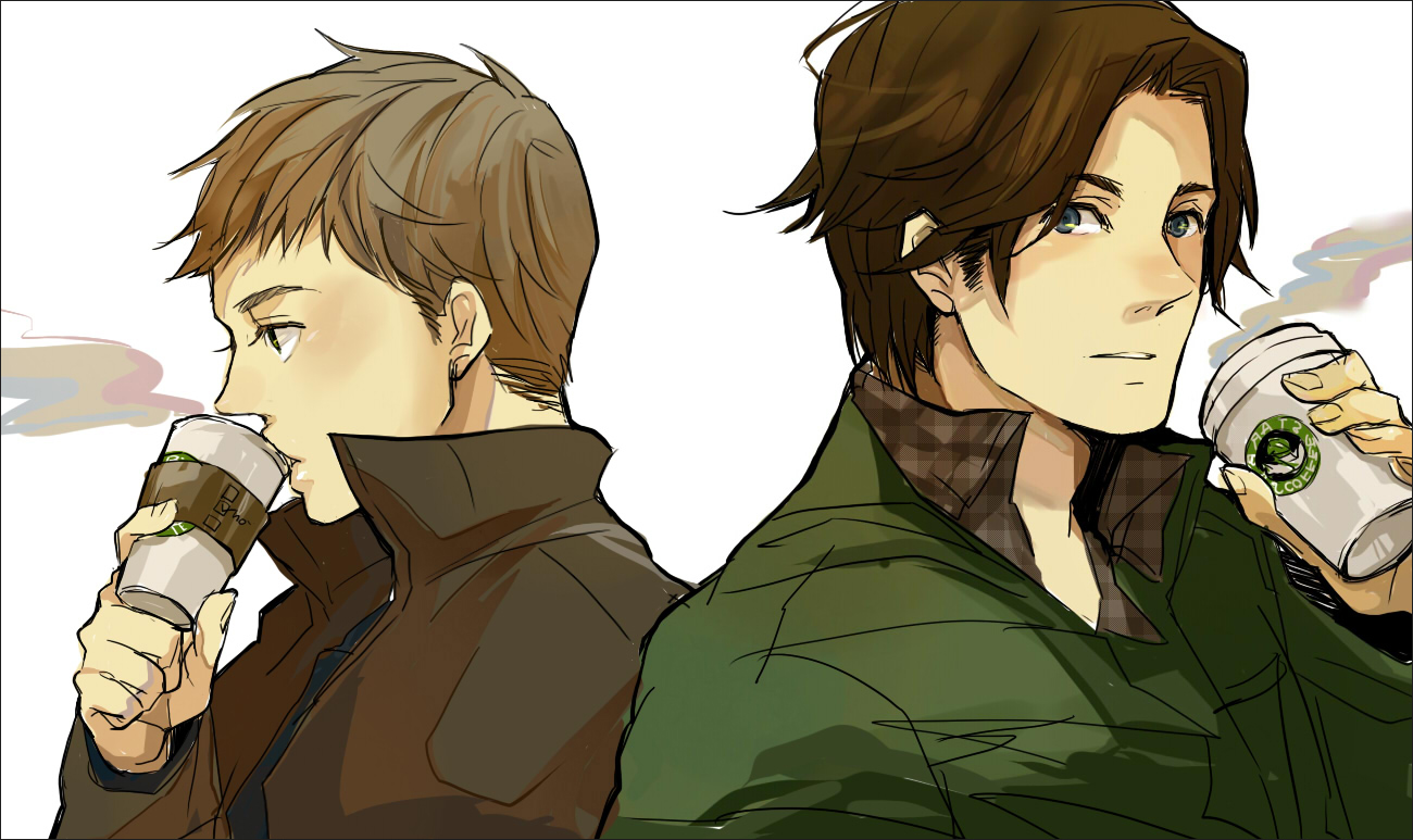 Supernatural Zerochan Anime Image Board