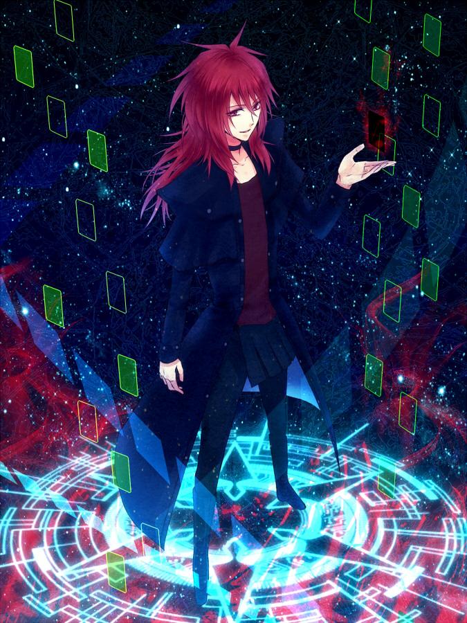 Tags: Anime, Tekka, Cardfight!! Vanguard, Suzugamori Ren, Pixiv, Fanart, Team FFAL4