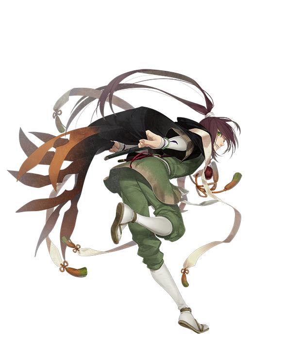 Tags: Anime, Yomi (Pixiv390297), Rejet, Ken ga Kimi, Suzukake, PNG Conversion, Official Art
