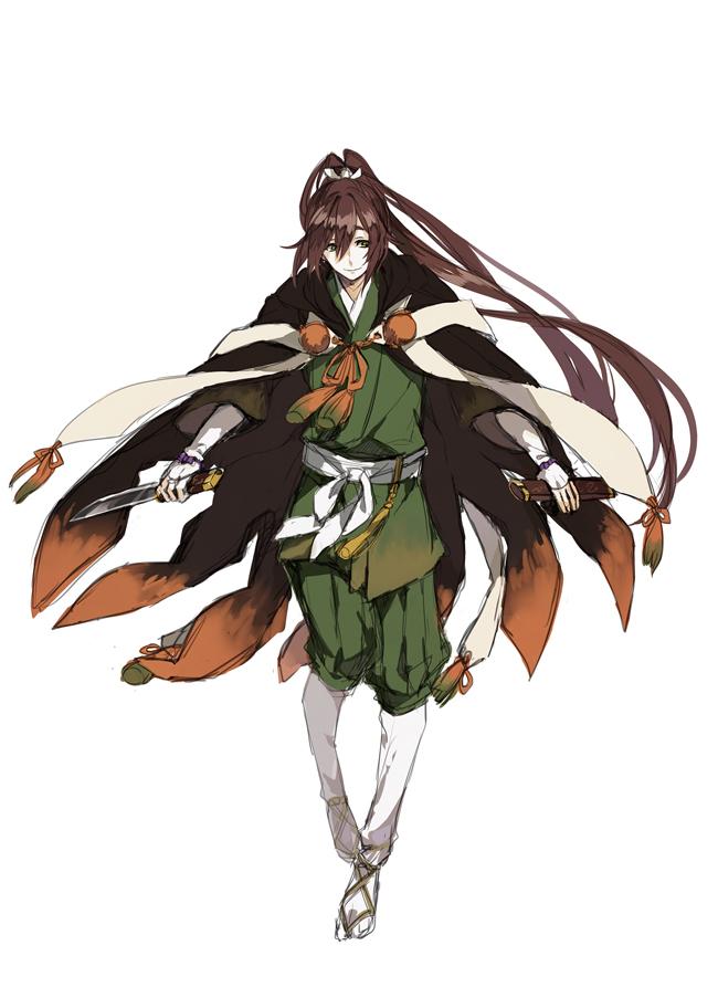 Tags: Anime, Pixiv Id 1551856, Ken ga Kimi, Suzukake, Fanart