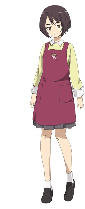 Tags: Anime, Sekiguchi Kanami, P.A. Works, Sakura Quest, Suzuki Erika, PNG Conversion, Official Art, Cover Image