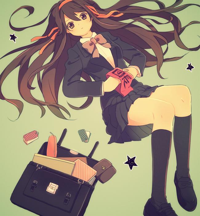 Tags: Anime, Yaruse, Suzumiya Haruhi no Yuuutsu, Suzumiya Haruhi, Pixiv, Fanart