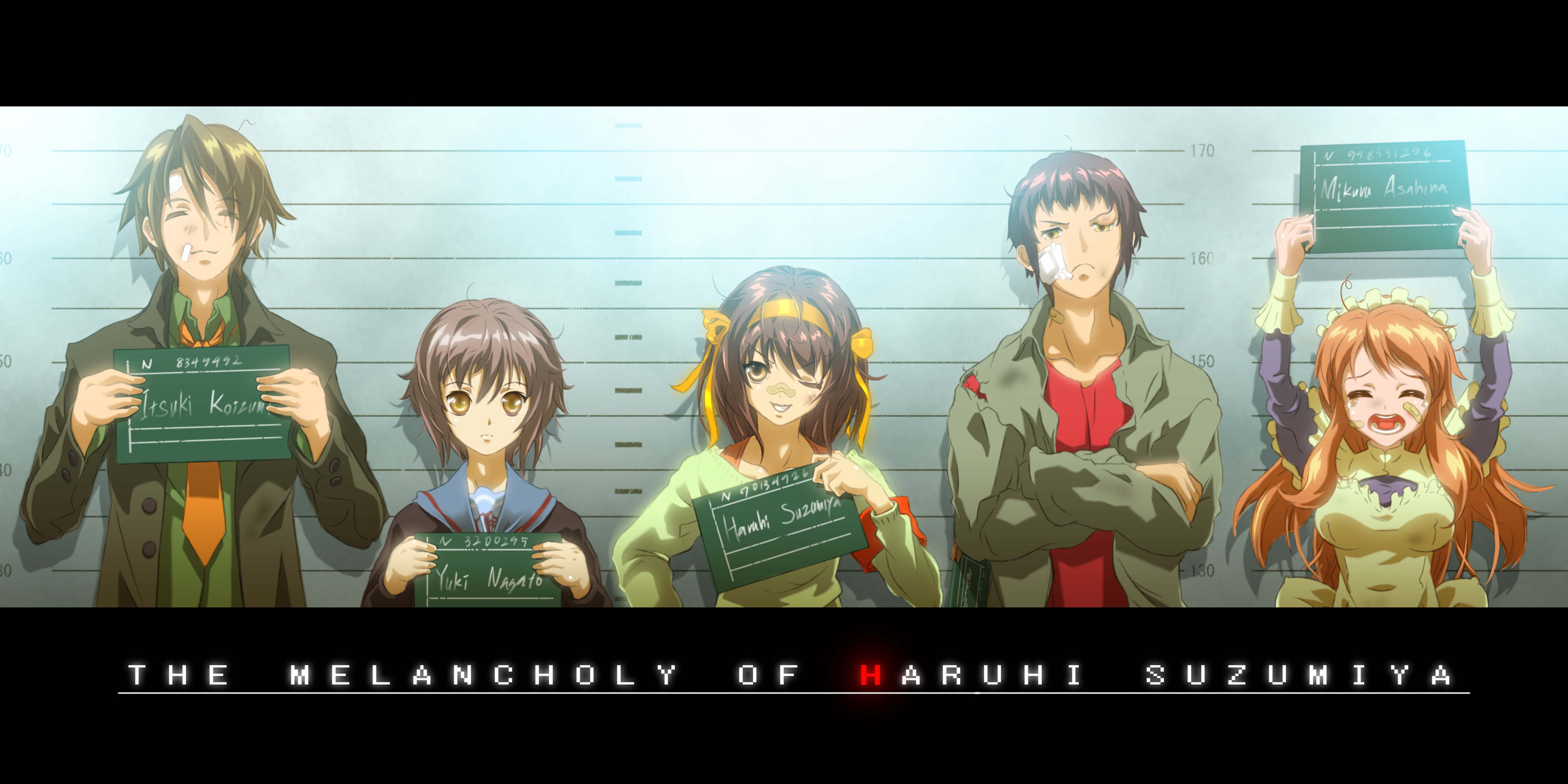 Suzumiya Haruhi No Yuuutsu The Melancholy Of Haruhi Suzumiya