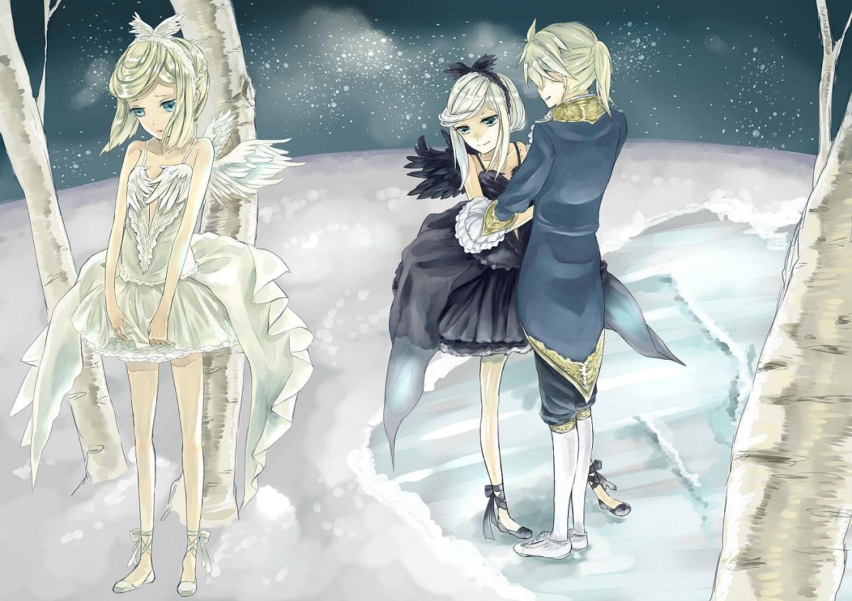 Resultado de imagen de odile  anime wallpapers