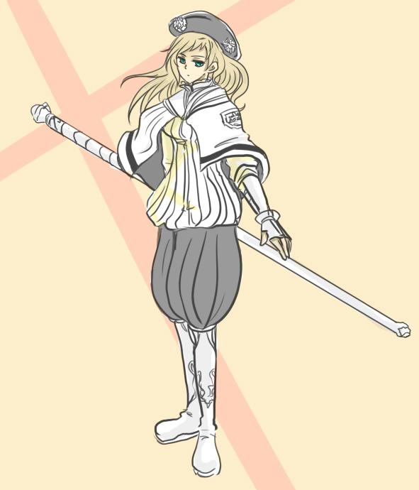 Tags: Anime, Sira, Axis Powers: Hetalia, Sweden (Female), Pixiv, Nyotalia, Nordic Countries