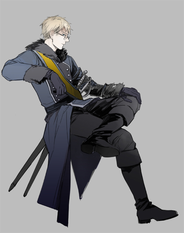 Tags: Anime, Inkerpape, Axis Powers: Hetalia, Sweden, Fanart, Pixiv, Fanart From Pixiv, Nordic Countries