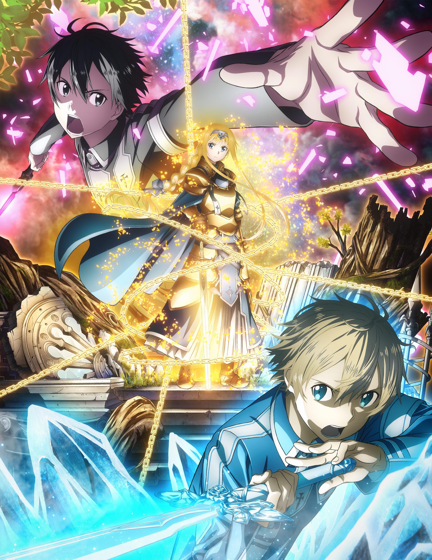 Sword Art Online Alicization Zerochan Anime Image Board