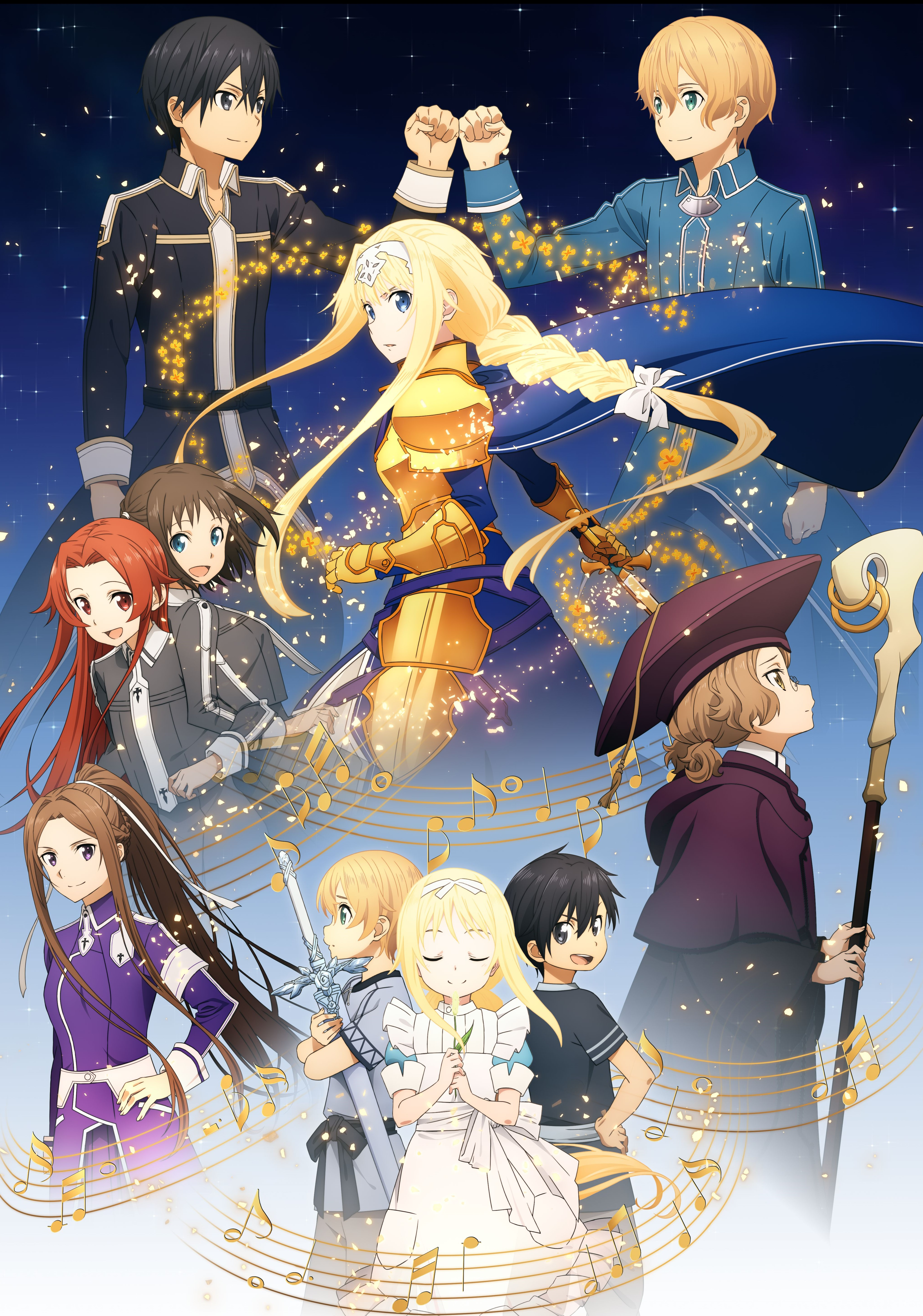 Sword Art Online Alicization Zerochan Anime Image Board