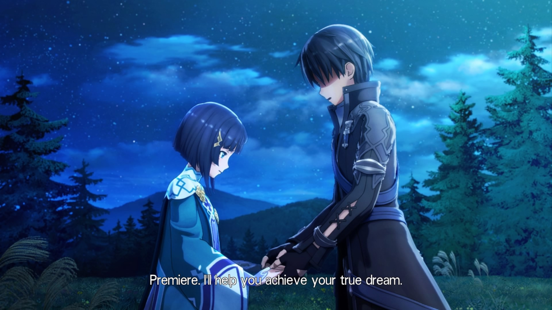 Tags Anime Sword Art Online Hollow Realization Tia