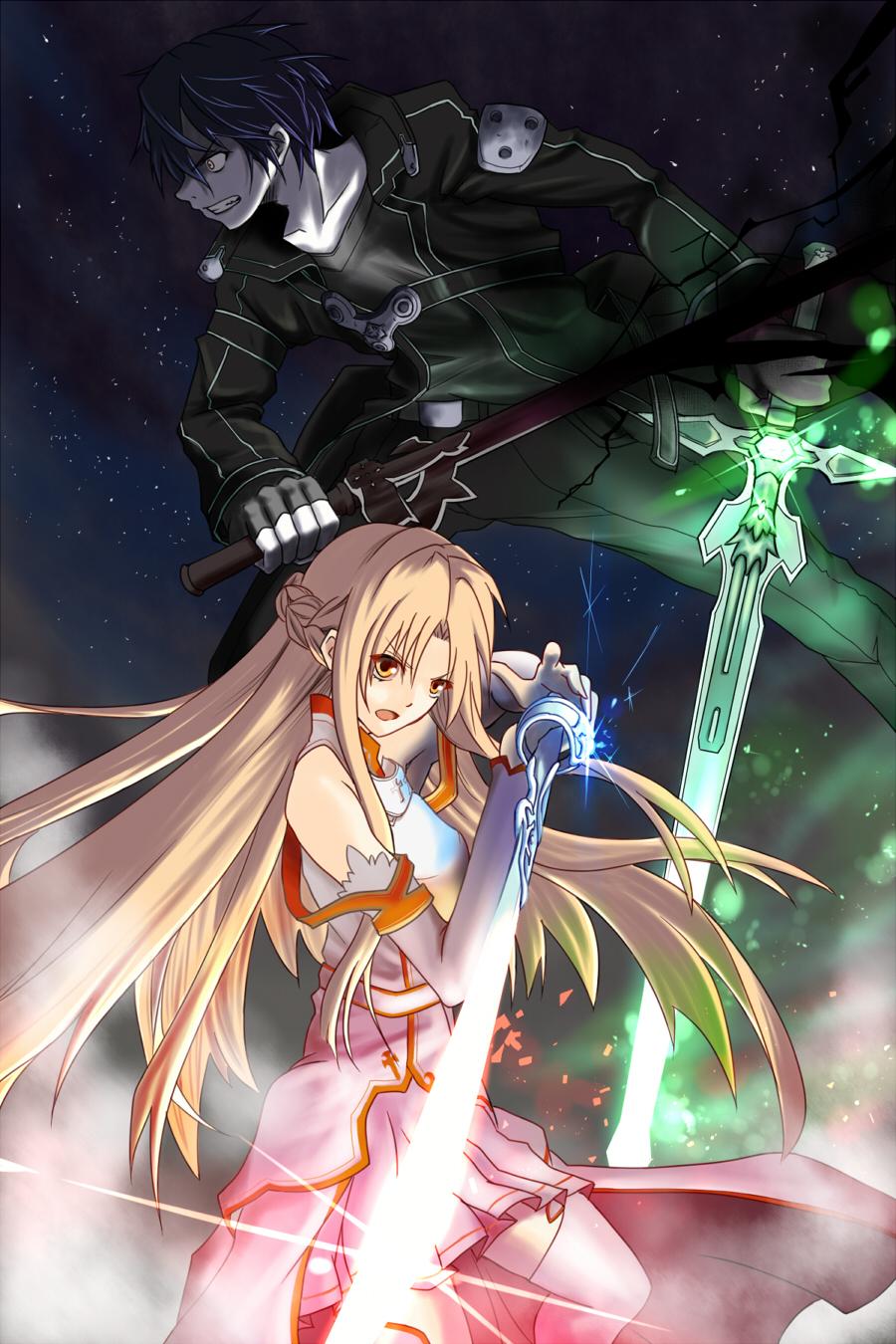 Sword Art Online Mobile Wallpaper #1273628 - Zerochan Anime Image Board