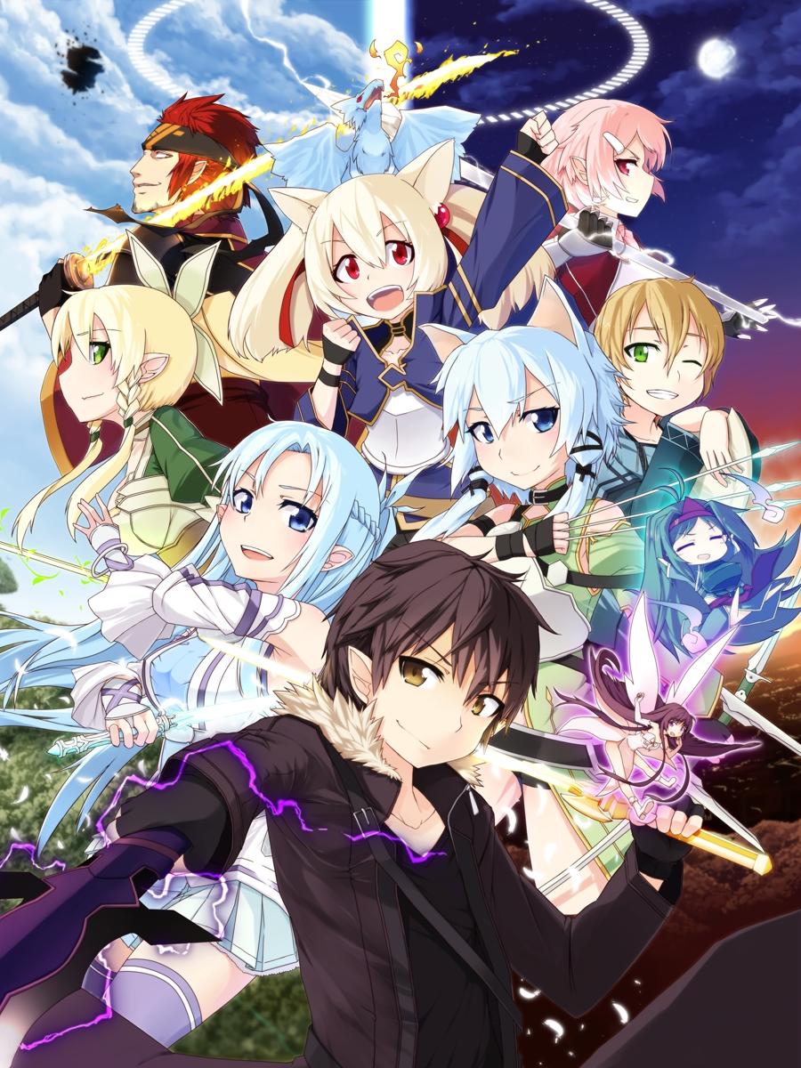 Favorites Of JzielXanime Tagged Sword Art Online