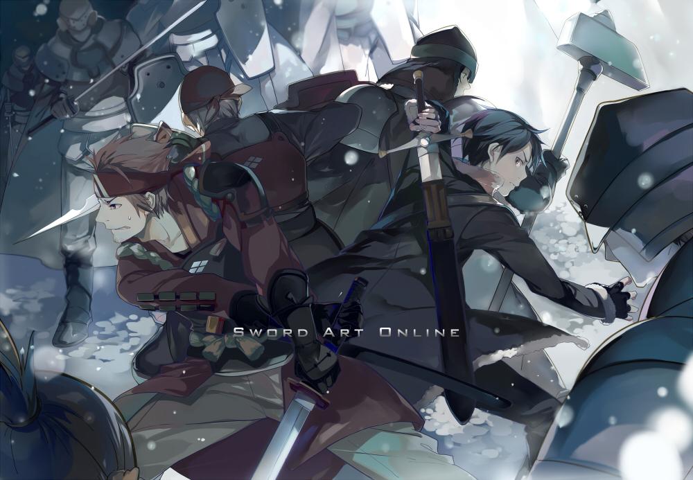Sword Art Online Fanart Zerochan Anime Image Board