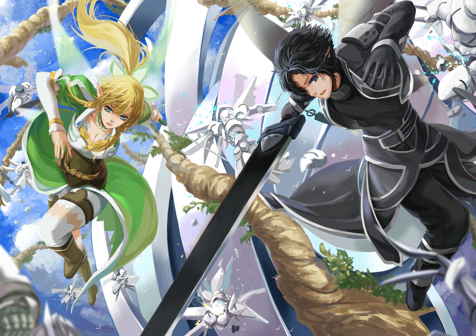 View Fullsize Sword Art Online Image