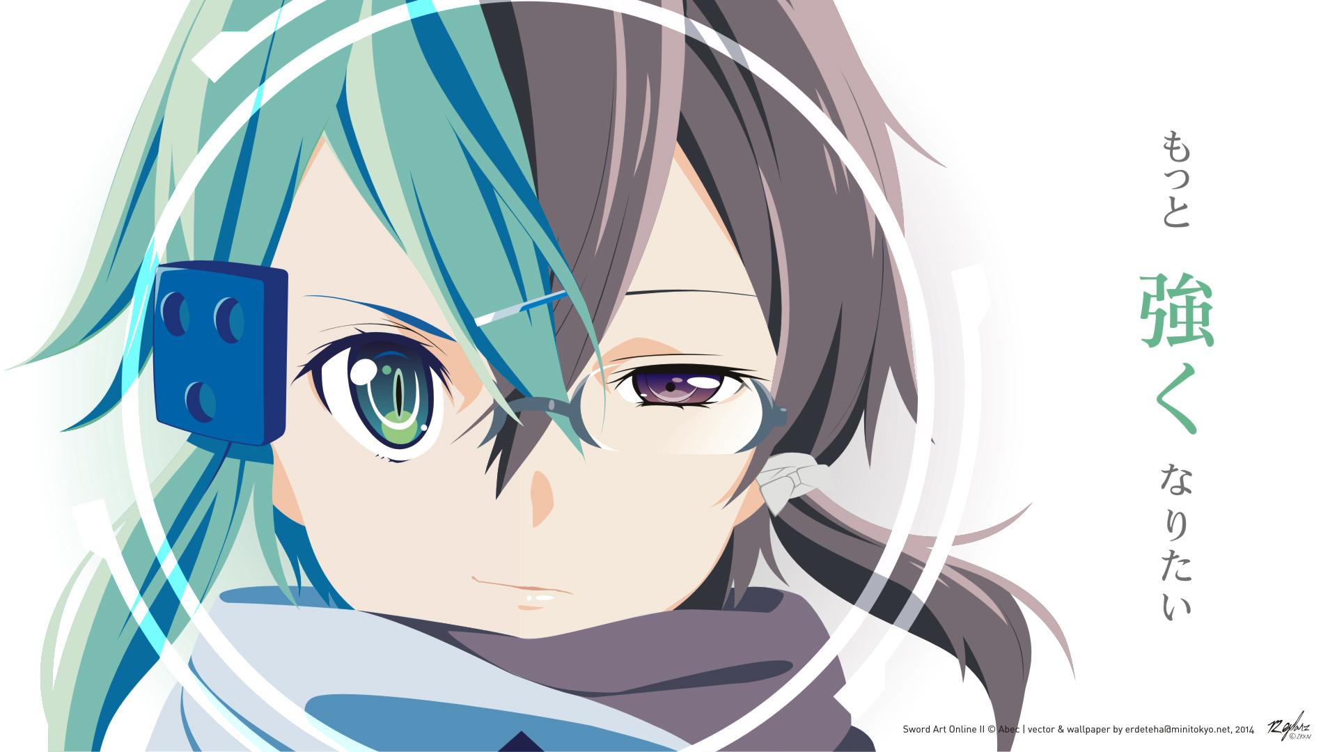 Sword Art Online Hd Wallpaper 1783239 Zerochan Anime Image Board