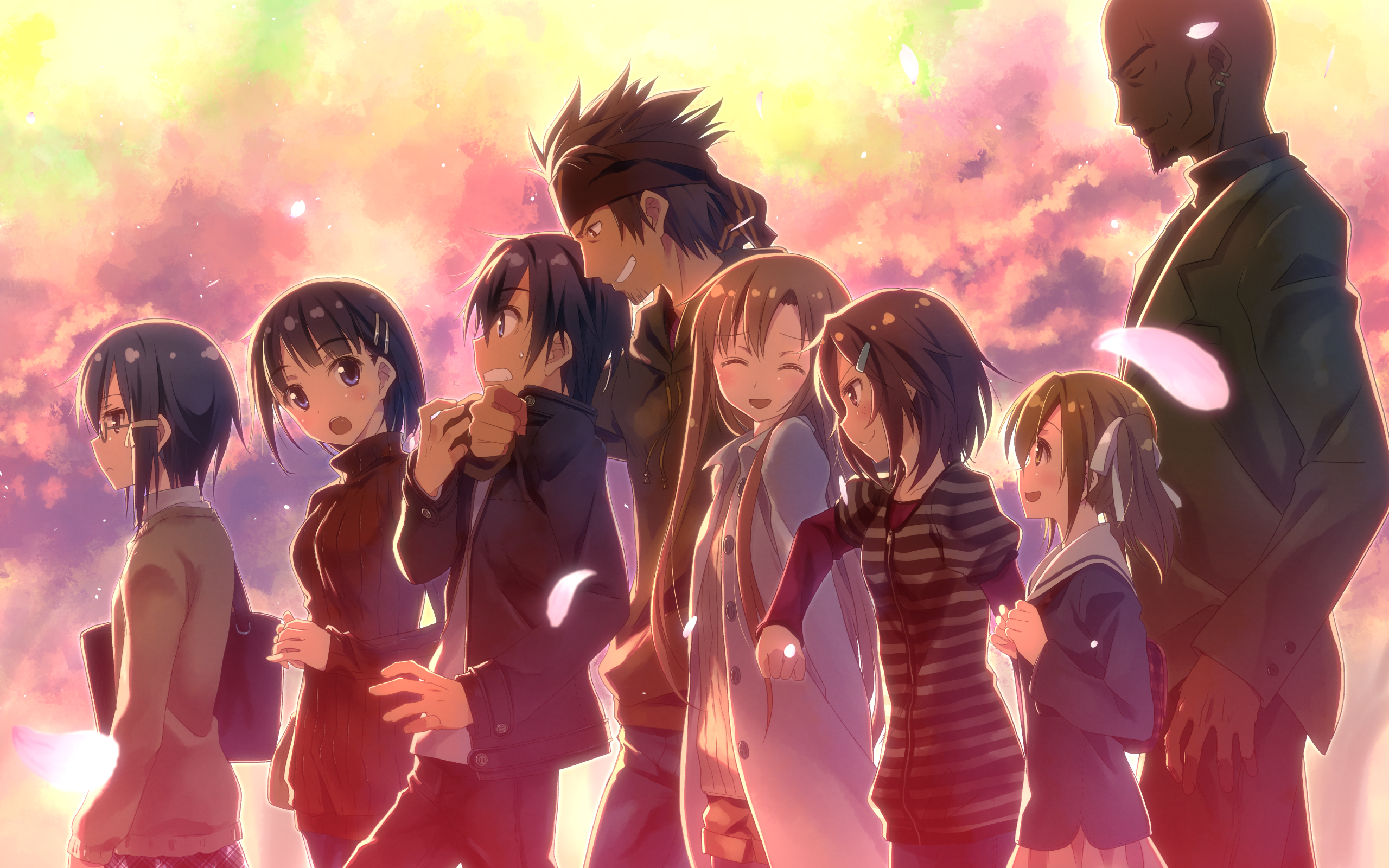 Sword Art Online Hd Wallpaper Zerochan Anime Image Board