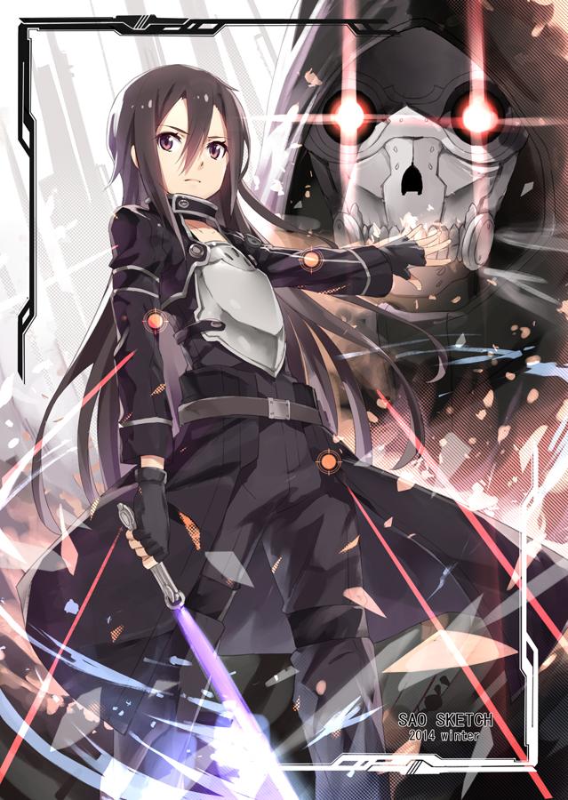Sword Art Online Mobile Wallpaper 1811277 Zerochan Anime