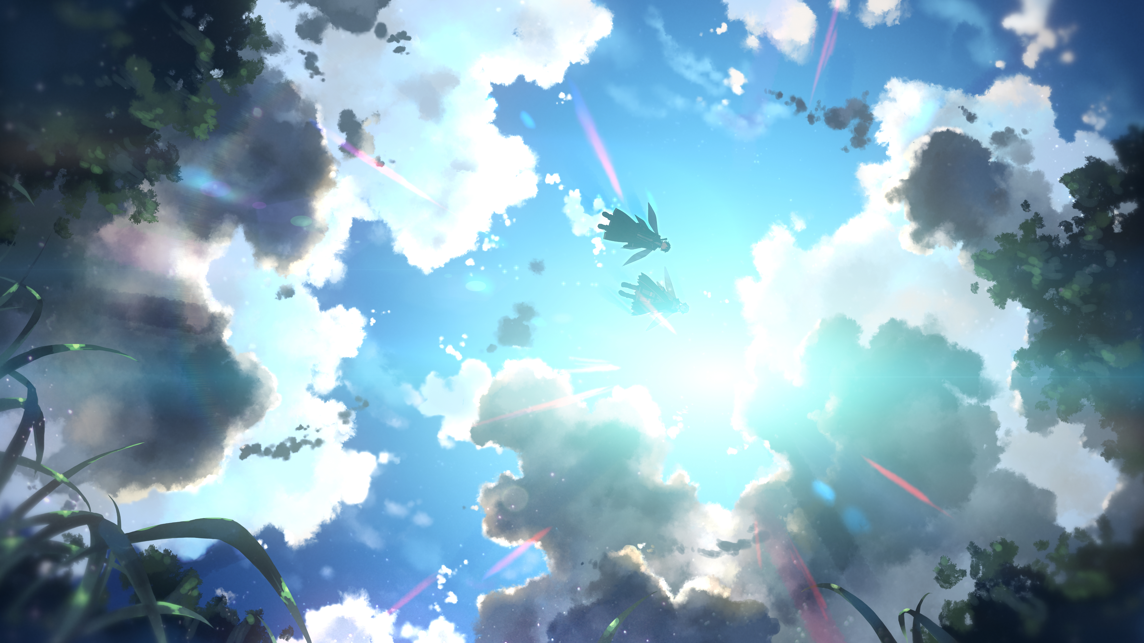 Sword Art Online Hd Wallpaper 1915589 Zerochan Anime Image Board