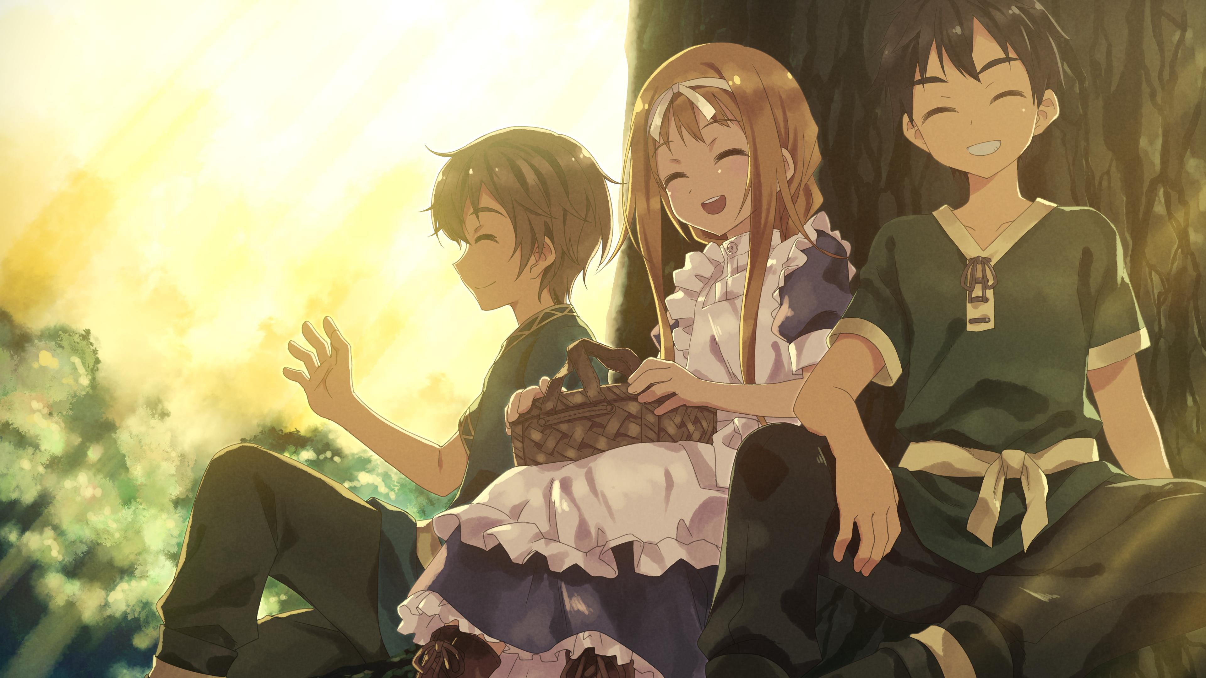 Sword Art Online Hd Wallpaper 1915598 Zerochan Anime Image Board