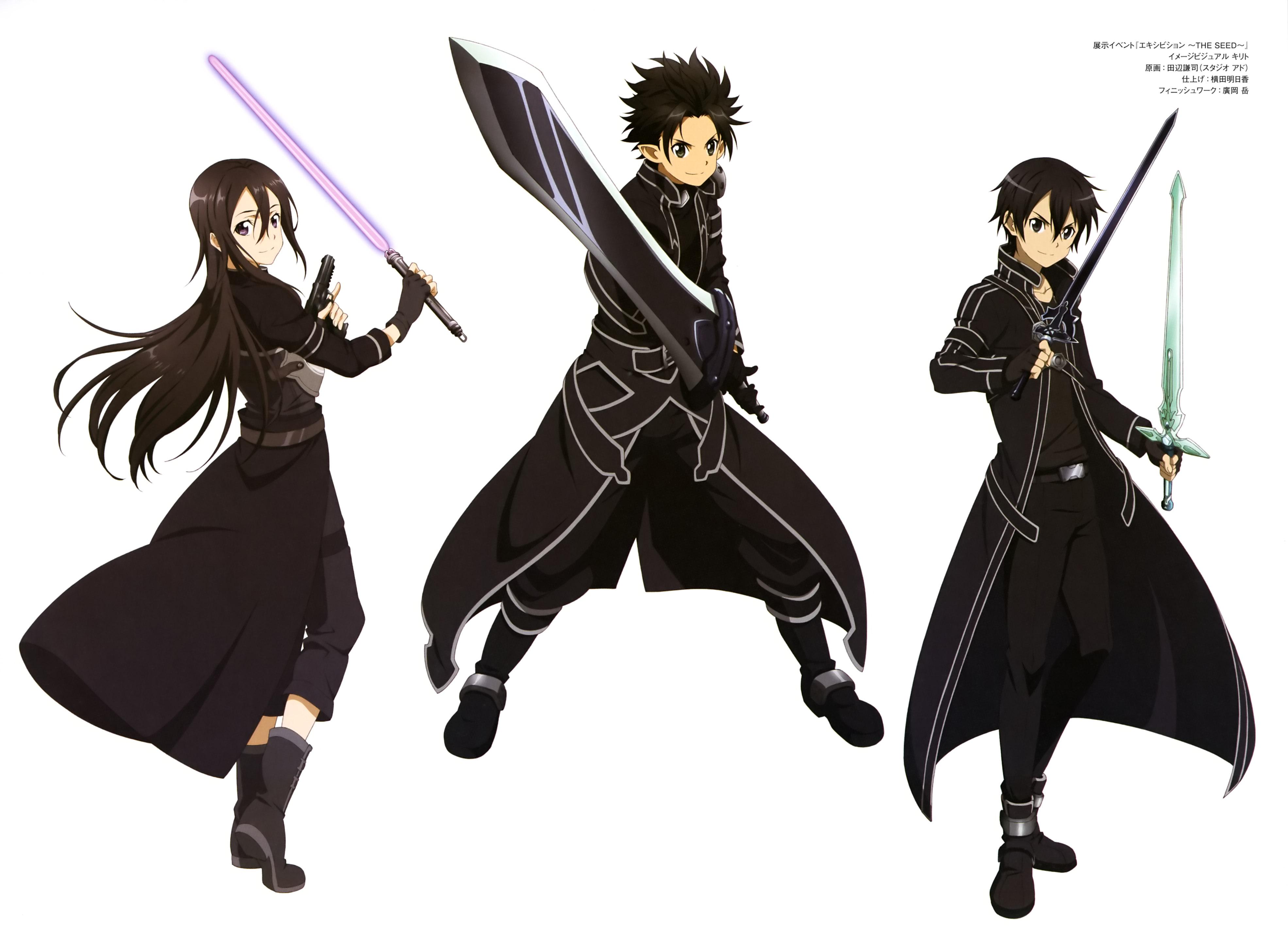 Sword Art Online Artbook (Tentative) - Zerochan Anime ...