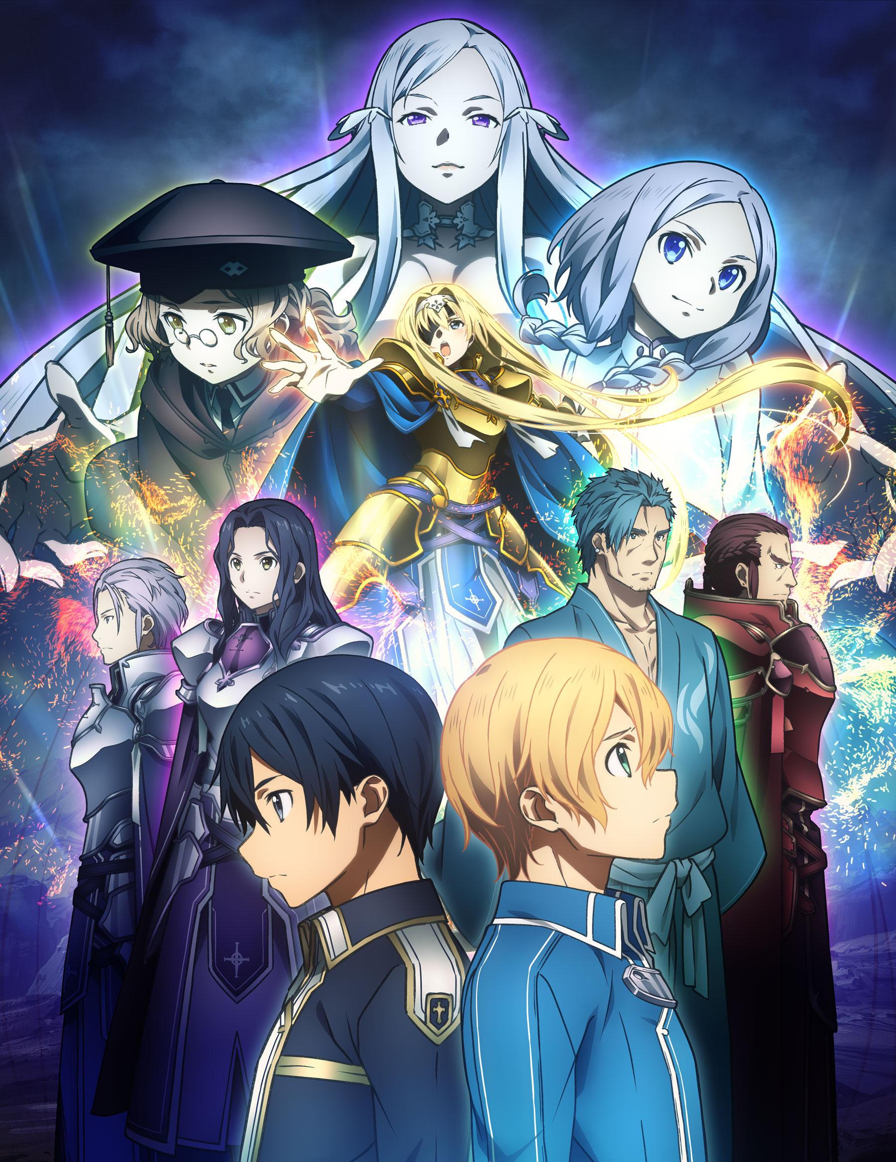 Sword Art Online: Alicization - Zerochan Anime Image Board