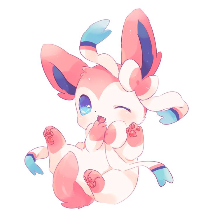 Sylveon Pokemon Image 2028056 Zerochan Anime Image Board