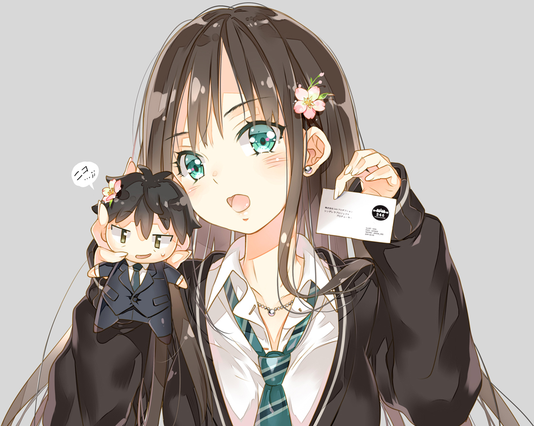 Idol M Ster Anime Characters : The idolm ster cinderella girls zerochan