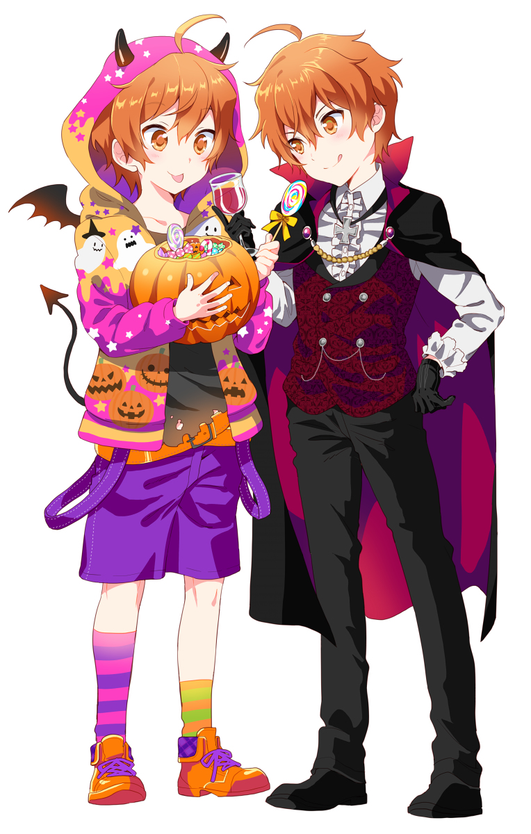 Anime Characters For Halloween : The idolm ster sidem zerochan